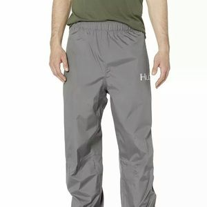 Huk Fishing Rain Pant Waterproof Men's Size L orXL